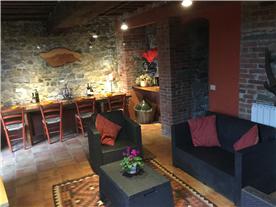Cantina dining area