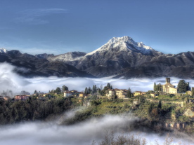 The valley of the Garfagnana