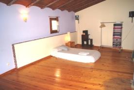 annex, upstairs