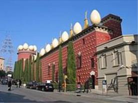 Dali museum, figures