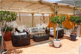 Terrace/garden room