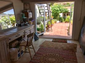 Studio to garden