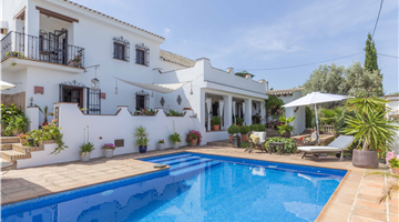 property in Villanueva del Trabuco