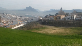 Antequera and Indian mountain