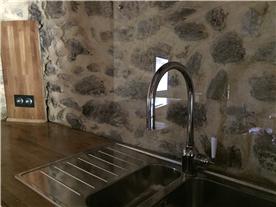Studio kitchen (in progress of installation)