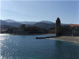 Collioure, 30 mins by car