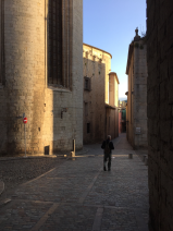 the beautiful city of Girona is only 80 km away