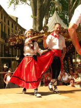 one of Ceret's many festivals