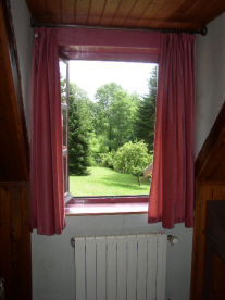 View from bedroom 3