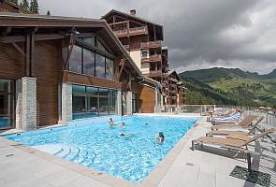property in Flaine