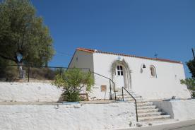 Chapel Agios Konstantinos