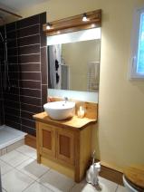 Ground floor bedroom en suite shower room