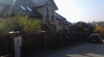 property in Wegrzce