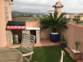 Roof Garden and BBQ