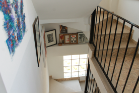 Stairs from Groundfloor