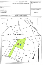 Office Copy position of the property map