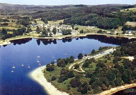 lake of Viam in the area