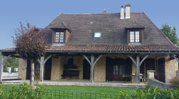 property in Chalagnac