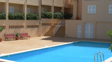 property in Arenal d'en Castell