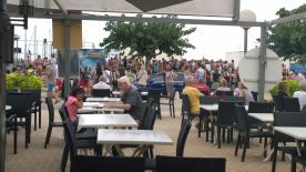 summer jazz weekend and port restaurant
