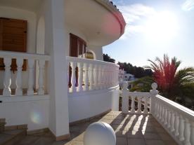 Photo 11 - Circular veranda - facing South