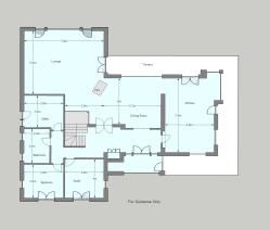 Downstairs Floorplan