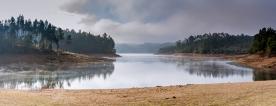 Lake from Village