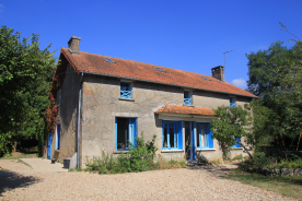 Farmhouse with first floor gite