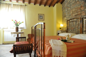 the apartment Ginestra