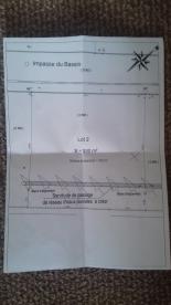 plan of the plot