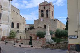 Village church, Banyuls dels Aspres.