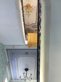 Landing ceilings