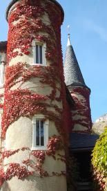 Turret in Autumn