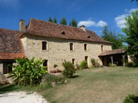 property in Pressignac-Vicq