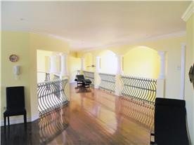 Upstairs hallway and landing