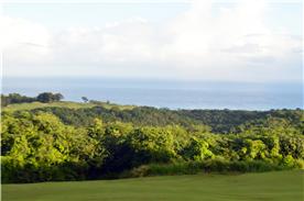 Golf course estate