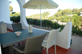 Terrace plus view