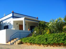 Moorish style traditional Algarve flat roof villa of Madresilva country house