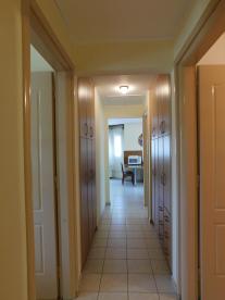 Hallway toward kitchen