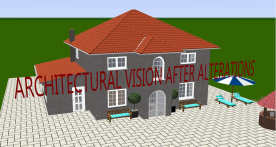 architectural vision after alteraration