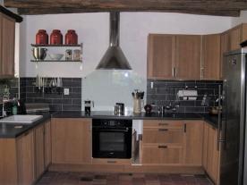 Kitchen principal property.