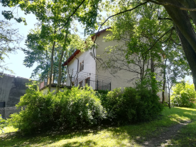 Rear view showing terrace