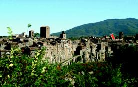 Vitorchiano is a very pittoresque small village