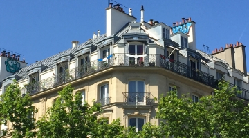 property in Paris