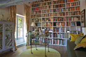 Living room /library