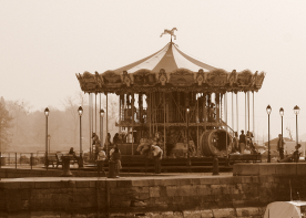 Honfleur - The Carousel
