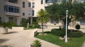 Edificio garden outside Portal 1.