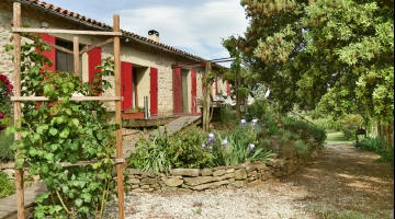 property in Laure-Minervois