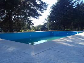 Swimming pool 4x8 square metres