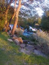 Idyllic river side